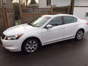 2008 Honda Accord EX-L Sedan