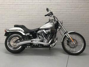2015 Harley-Davidson FXST Softail Standard 1700CC Cruiser 1690cc