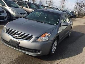 2009 NISSAN ALTIMA 2.5L ** AUTOMATIC ** BODY DAMAGE **