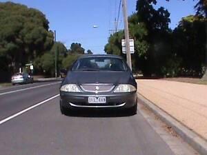2001 Ford Falcon Wagon Balaclava Port Phillip Preview