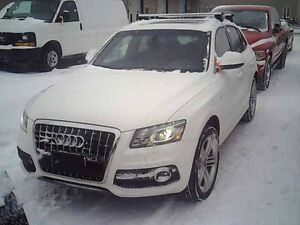 2010 Audi Q5 QUATTRO/ S-LINE/ PREMIUM PLUS/ PANORAMIC/ BLUETOOT