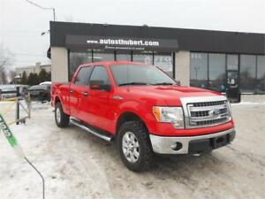 FORD F-150 XLT XTR SUPERCREW 4X4 2014