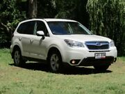 2015 Subaru Forester S4 MY15 2.0D-L CVT AWD White 7 Speed Constant Variable Wagon Hahndorf Mount Barker Area Preview