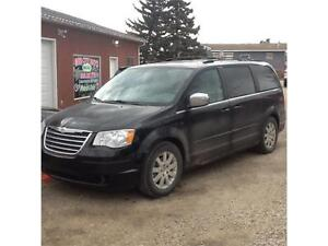 2008 CHRYSLER TOWN AND COUNTRY $6995 MIDCITY WHOLESALE