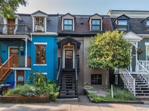 Charming house in St-Henri/Downtown - Renovated kitchen