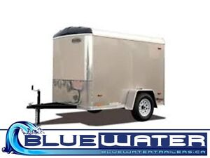 CE Single Axle PRO Flat or Round Top!! ONE PIECE ALUMINUM ROOF!! London Ontario image 1