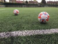 Spaces for new teams and individuals in Putney Monday 5-a-side league!