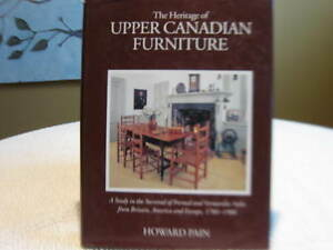 HEITAGE of UPPER CANADIAN FURNITURE