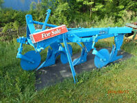 Used Plow - Ford - 3 Furrow