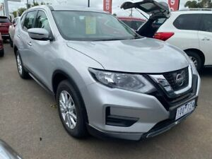 2019 Nissan X-Trail T32 Series II ST X-tronic 2WD Silver 7 Speed Constant Variable Wagon