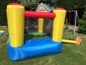 $150 Kids <8 Bouncy Castle- Works perfectly, used less than 10X