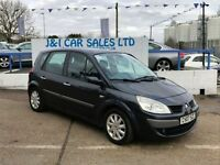 RENAULT SCENIC 1.6 DYNAMIQUE VVT 5d 111 BHP A LOW PRICED FAMILY 5 (grey) 2007