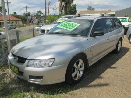 2005 Holden Commodore VZ Executive Wagon !! 4 Speed Automatic Wagon