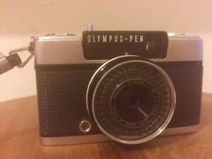 Olympus Pen- 35mm Film Camera Brunswick Moreland Area Preview