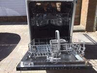 Bosch Integrated Dishwasher Model SMV50C00GB A+ Energy