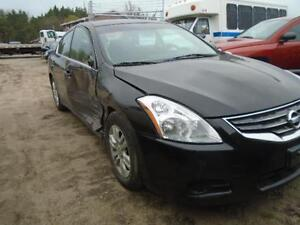 2012 Nissan Altima 2.5 S- Re-Builder