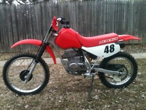 Looking for dirt bike in need of work