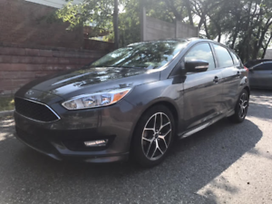 2016 Ford Focus SE * NON RENTAL NON ACCIDENT, ONLY 14,000KM!!!!