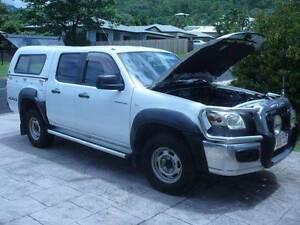 Mazda BT-50 Ute Mount Sheridan Cairns City Preview