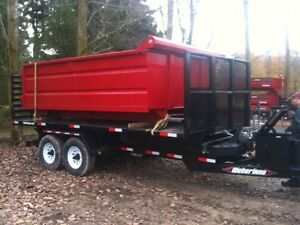 SUPER ROLL OFF BIN TRAILERS DUMP - BUSINESS OPPORTUNITY Kawartha Lakes Peterborough Area image 5