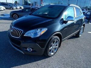2013 Buick ENCORE Convenience AWD Navigation Leather SunRoof