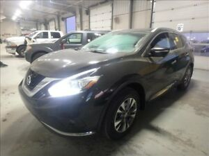 2015 Nissan Murano SL AWD, no accidents AB vehicle.