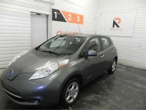 2015 Nissan Leaf, Électrique, GPS, Bluetooth, Hayon
