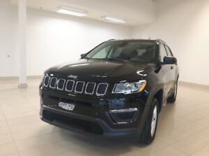 2017 Jeep Compass Sport, 4X4, ALLURE SPORT, TEMPS FROID, CAMERA