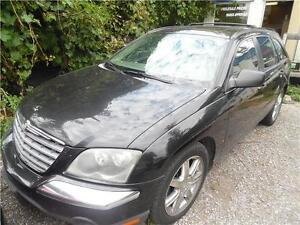 2006 Chrysler Pacifica , 7 Passenger,  Leather,AWD , $1995