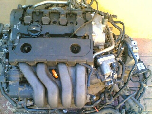 GOLF 5 20L FSI ENGINE