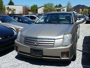 2003 Cadillac CTS LOW KM-LOADED-ON SALE