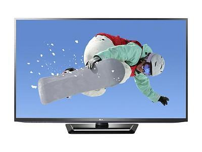 "LG 60"" Class (59.8"" Diag.) 1080P 600 Hz Slim 3D Plasma TV with Smart TV 60P on Rummage"