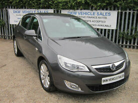 VAUXHALL ASTRA 1.7 CDTi 16V ELITE 2010 (60) ONLY 34K FSH 6 X STAMPS / LEATHER!!!