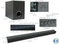 sony sound bar ht-ct80 . good condition and fully working order .
