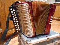 Accordion and Guitar lessons