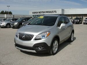 2015 Buick Encore Leather London Ontario image 1