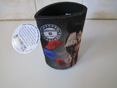 Remember Their Service Light Horse Drink Cooler - ANZAC Veterans Australia Post