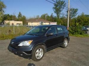 """2007 Honda CR-V LX """"4WD""""-ONLY 87,000 KM-EXTRA CLEAN-RARE FIND!"""