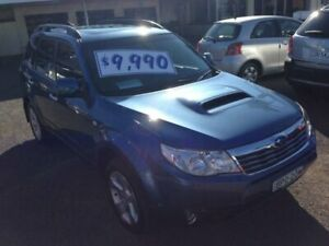 2010 Subaru Forester MY10 2.0D Premium Blue 6 Speed Manual Wagon Broadmeadow Newcastle Area Preview