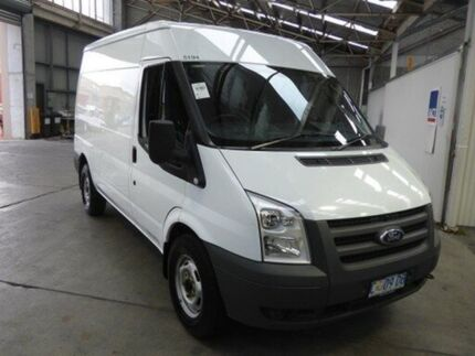 2011 Ford Transit VM MY08 Mid (MWB) White 6 Speed Manual Van Moonah Glenorchy Area Preview