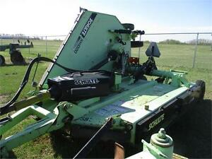 Schulte Bat Wing Mower & Flex Arm