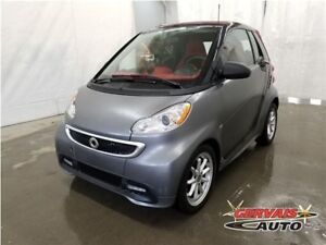smart fortwo electric drive Passion Convertible Navigation MAGS