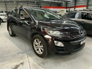 2011 Mazda CX-7 ER1032 Classic Sports Purple Sports Automatic Wagon