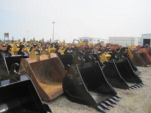 New & Used Buckets Excavator, Wheel Loader, Back Hoe, Skid Steer
