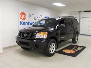 2012 Nissan Titan WHEU LOOK AT THAT CANOPY!