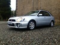 Subaru Impreza 2.0 GX. 4x4 All Wheel Drive. Non Turbo. Low insurance.