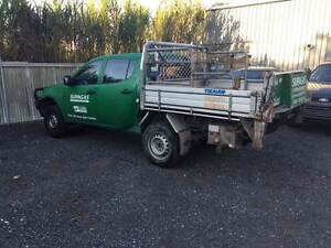 2009 MITSUBISHI TRITON GLX 2,5 TURBO DIESEL AUTOMATIC UTE (2WD) Rochedale South Brisbane South East Preview