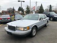 1994 Lincoln Town Car Signature, accident free, certified City of Toronto Toronto (GTA) Preview