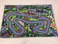 Matrix Kiddy Formula 1 Racetrack playmat (80cm x 120cm)
