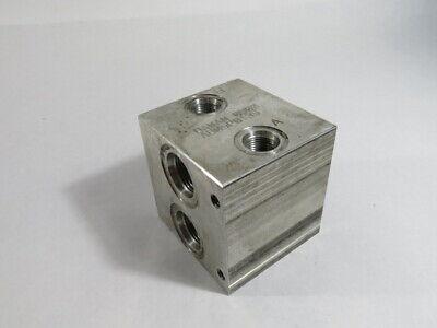 Daman Ad05p013s Hydraulic Manifold Used